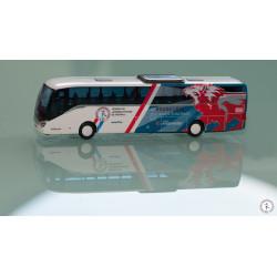 Bus miniature «Roude Léiw»